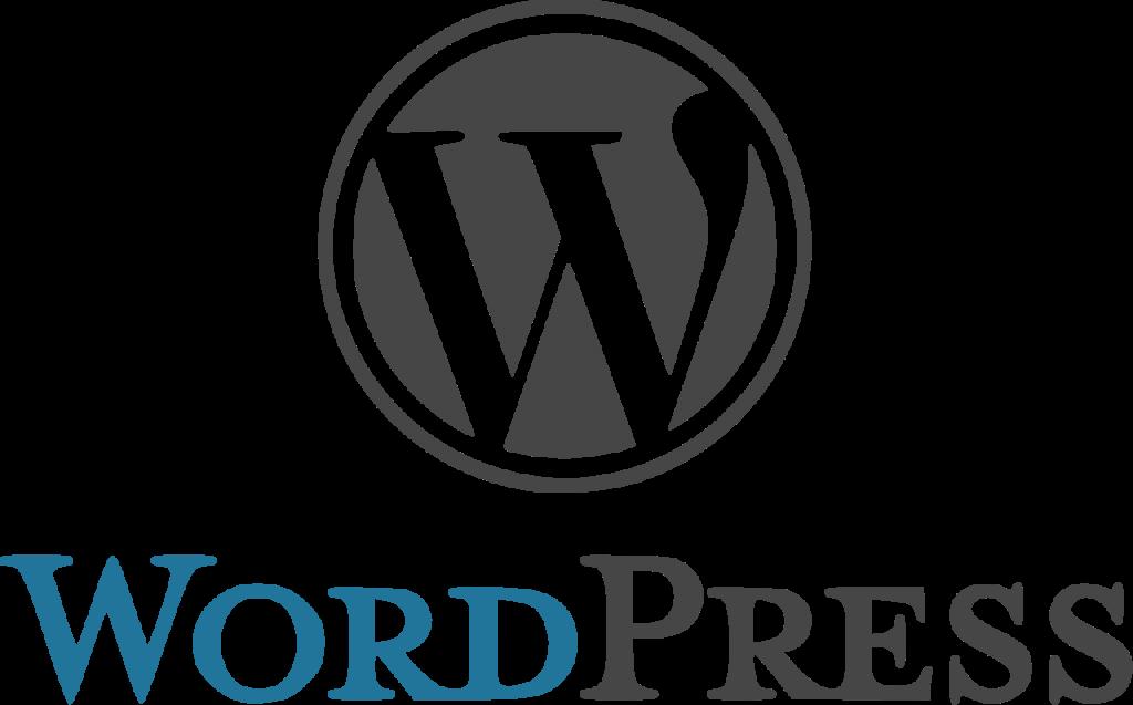 Wordpress logo cursus website maken