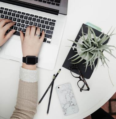 Work laptop minor digital marketing