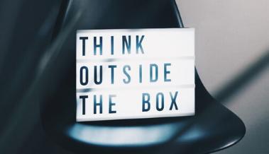 Think outside the box minor digital marketing