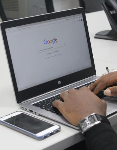 Testen van tesktadvertentie in Google