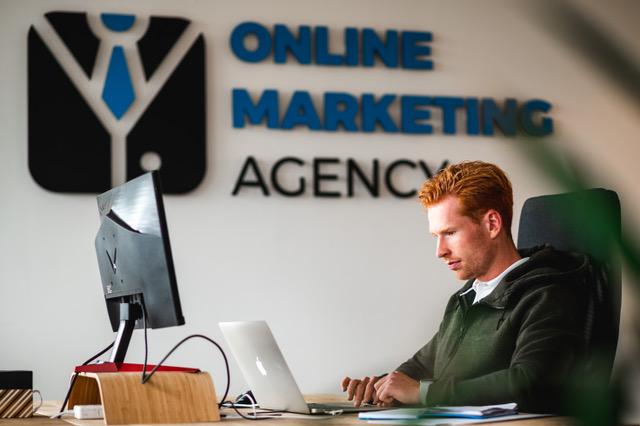 Online marketing Agency kantoor